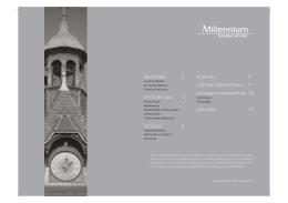 Brochura - Millennium Banque Privée