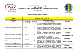 prefeitura municipal de curuçá estado do pará concurso público