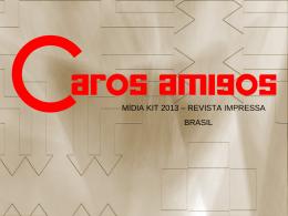 MÍDIA KIT 2013 – REVISTA IMPRESSA BRASIL