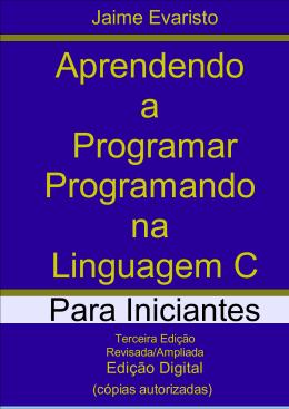 Aprendendo a programar na linguagem C