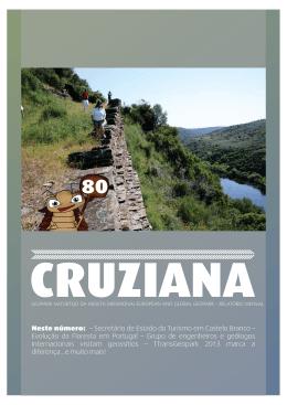 Cruziana Report 80 - Geopark Naturtejo