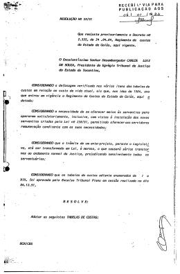 e Resumão NQ 59/91 (bllã - Tribunal de Justiça do Estado do