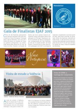 Newsletter nº3 - Externato João Alberto Faria
