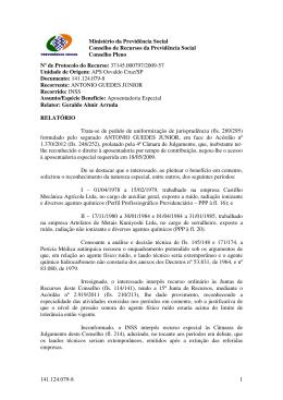 Resolução 21/2014 - Ministério da Previdência Social