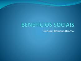 BENEFÍCIOS SOCIAIS - FEEES - Federação Espírita do Estado do
