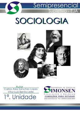 Apostila Sociologia