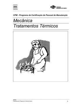 Mecânica Tratamentos Térmicos