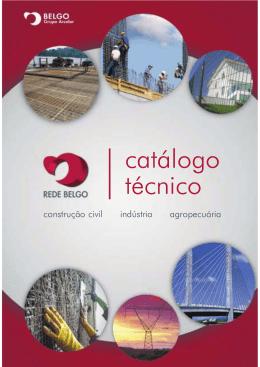 Catálogo Técnico Geral