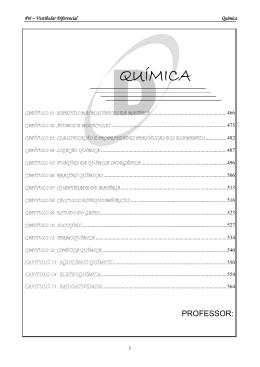 21 QUIMICA I E II 2009.