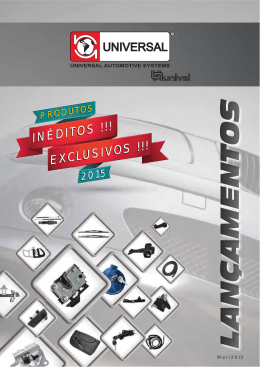 exclusivos - Universal Automotive Systems