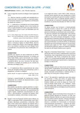 Curso Acesso - Gazeta do Povo