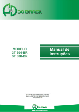 manual - AD do Brasil