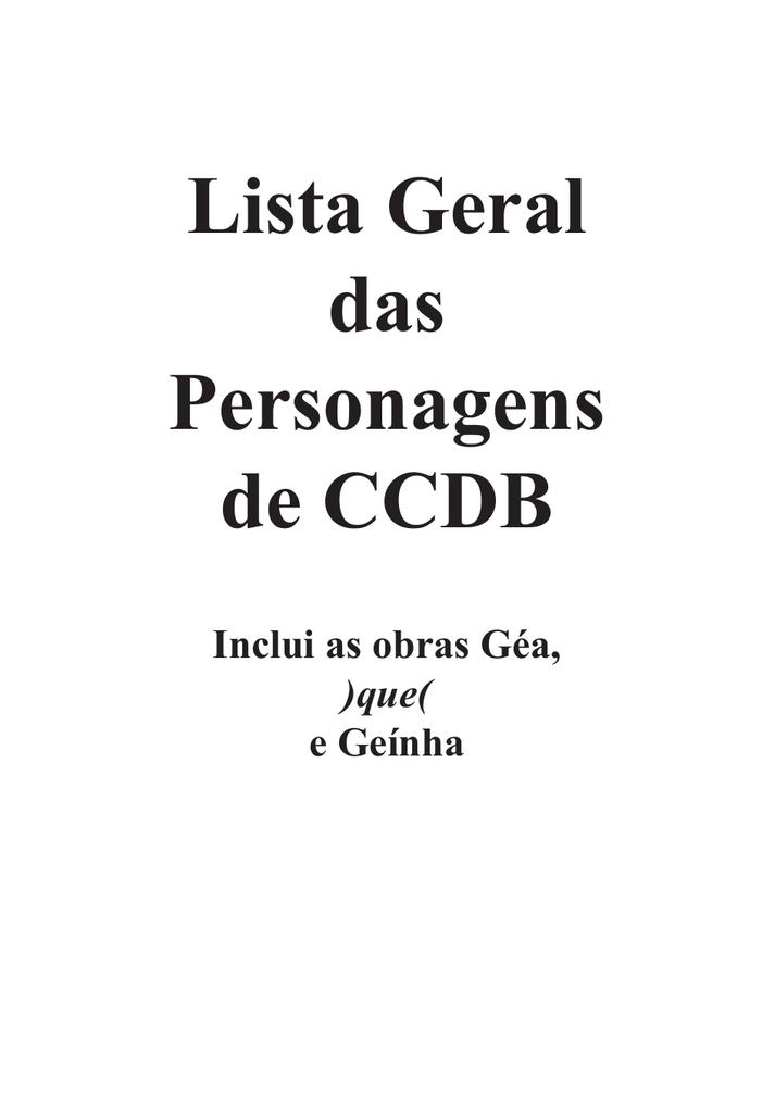 f8c302b1bdec8 Lista geral de personagens