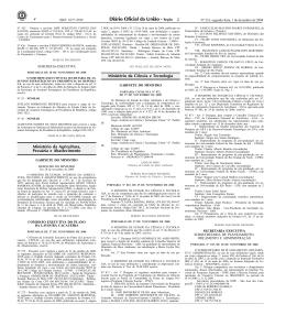 4 Ministério da Agricultura, Pecuária e Abastecimento