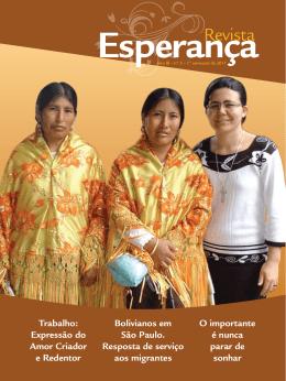 Revista Esperança