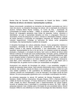 Denise Dias de Carvalho Sousa, Universidade do Estado da Bahia