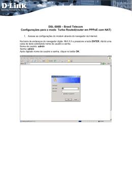 atualizar firmware brasil telecom modem dlink 500b