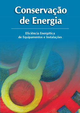 Livro Conservação de Energia