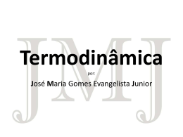 Termodinâmica - Cloudfront.net