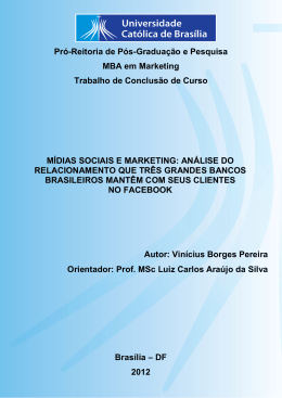 Vinícius Borges Pereira - Universidade Católica de Brasília