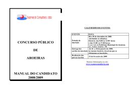 Edital - Exames & Consultoria