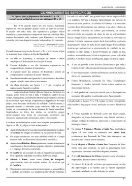 Caderno de questões - cargo 4