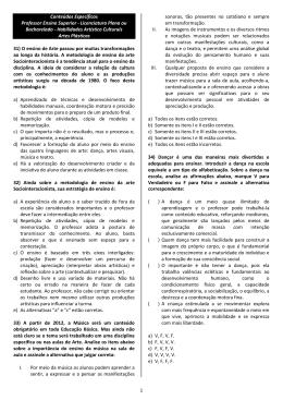 Licenciatura Plena ou Bacharelado