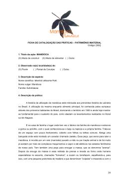 002 Mandioca - PRONTA