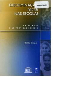 Discriminação racial nas escolas: entre a lei e as práticas