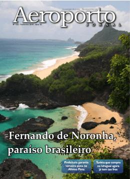 Fernando de Noronha, paraíso brasileiro