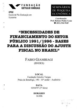 000086361 - Sistema de Bibliotecas FGV