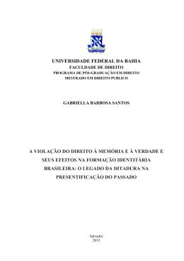 VERSÃO FINAL Gabriella - RI UFBA