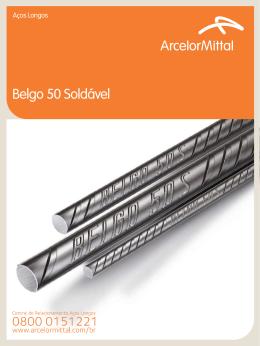Belgo 50 Soldável