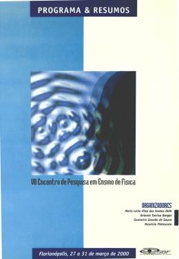 VII - Sociedade Brasileira de Física