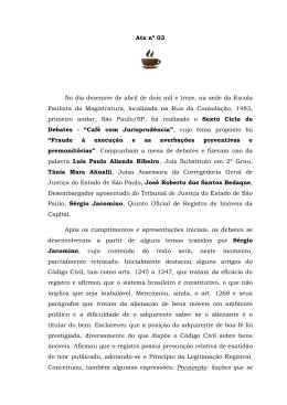 19.4.2013 - Direito notarial e registral