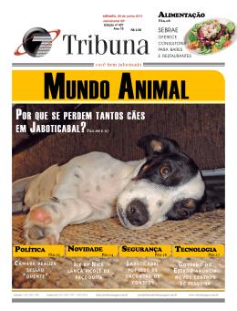 Edição 427 - Jornal Tribuna Jaboticabal