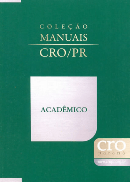 Manual do Acadêmico.indd