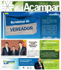 Jornal da Acampar.