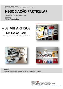 Brochura - OneFix Leiloeiros Lda.