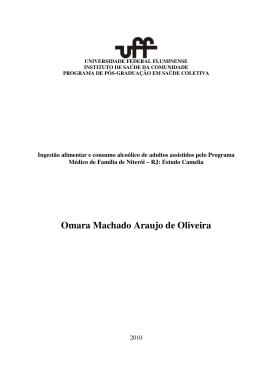 Omara Machado Araujo de Oliveira