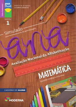 Simulado - Editora Moderna