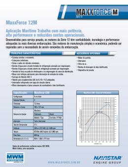 MaxxForce 7.2M