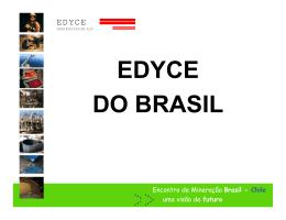 EDYCE DO BRASIL