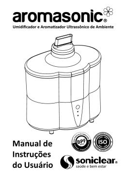 Manual de Instruções do Usuário