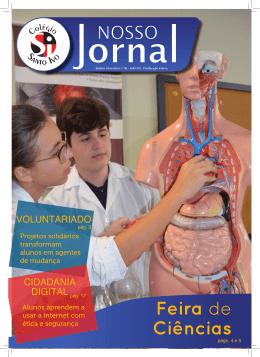 Nosso Jornal 2013 - 1° semestre