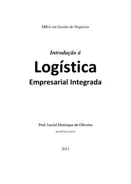Empresarial Integrada - Logística Empresarial