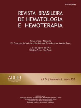 Suplemento 1 | Agosto 2012 - Sociedade Brasileira de Transplante