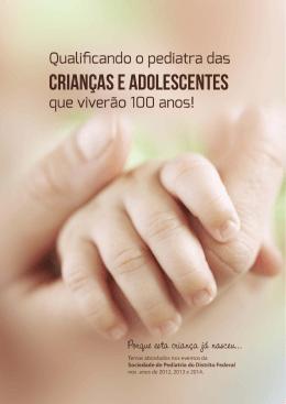 livro-spdf - Sociedade de Pediatria do DF