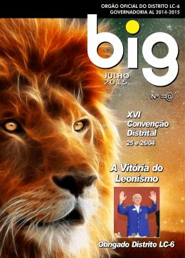 símbolos - Lions Clube Brodowski