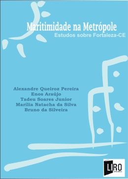 Maritimidade na Metrópole: estudos sobre Fortaleza